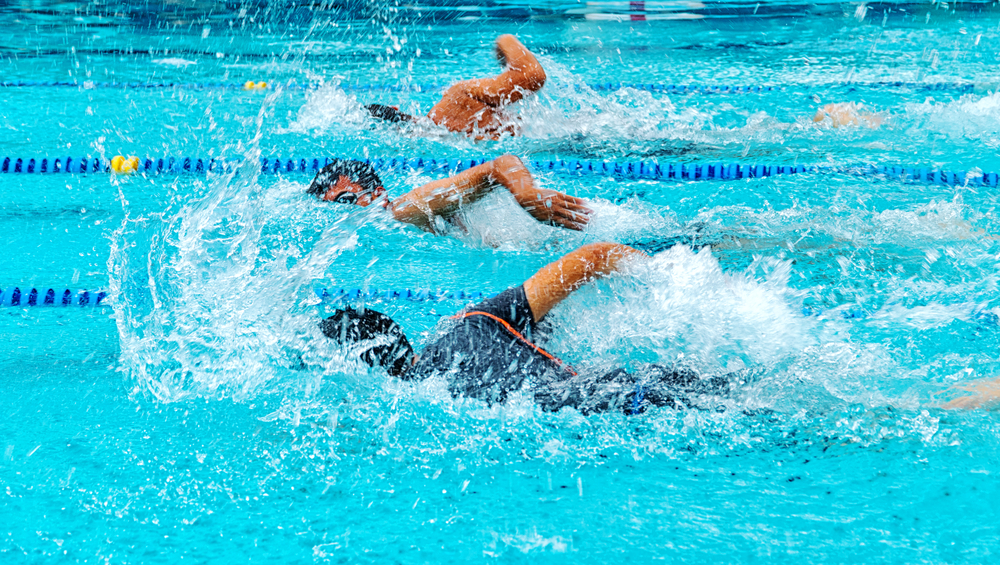 Can I Do A Triathlon Without Swim Training