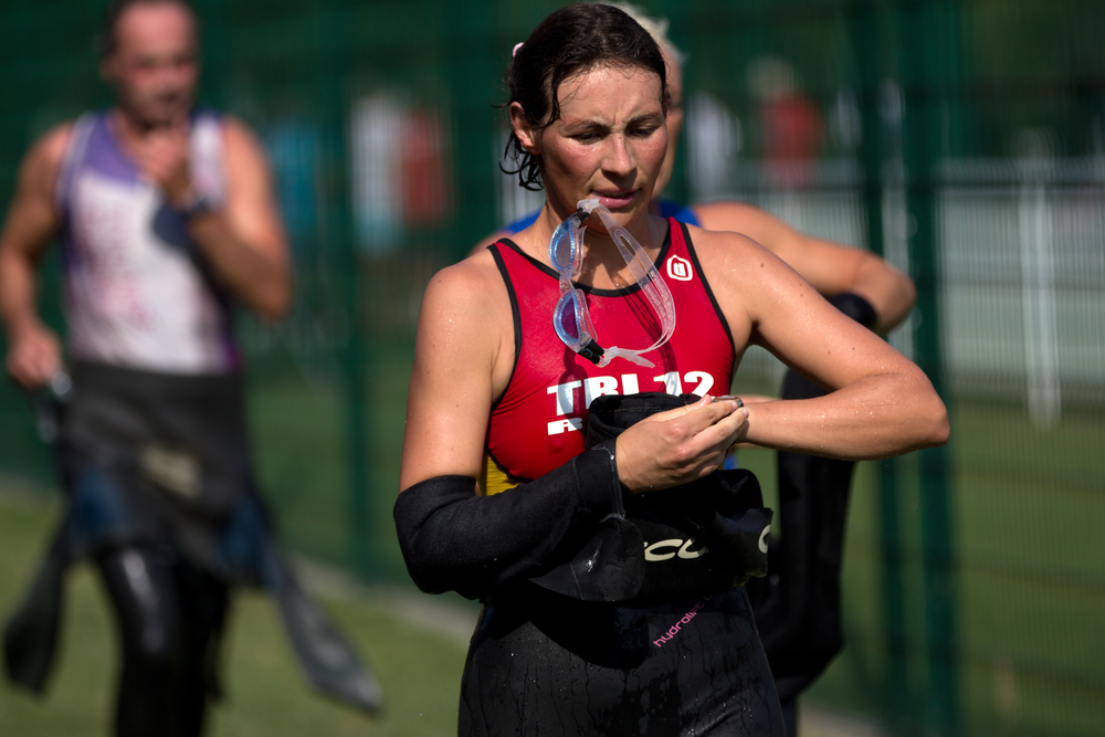 How Do You Transition Faster In A Triathlon
