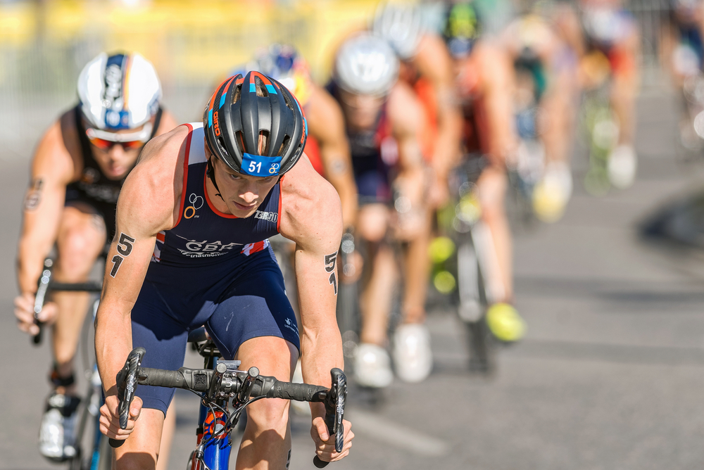 What is the most important leg of a triathlon